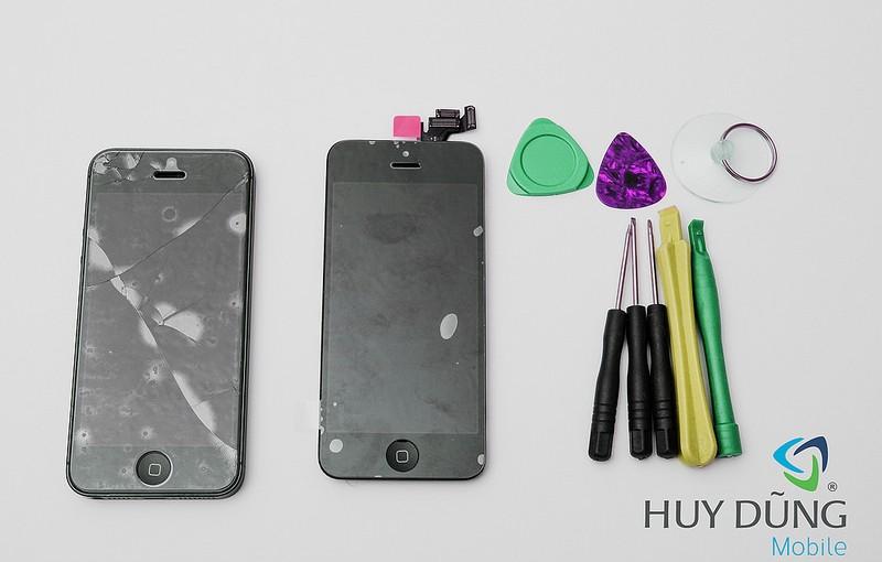 màn hình, mặt kính iphone 4,4s chính hãng giá cả hợp lý tại hcm