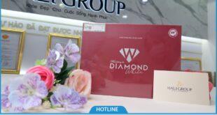 Câu hỏi thường gặp khi mua sản phẩm viên uống dưỡng trắng Diamond White Ngọc Trinh
