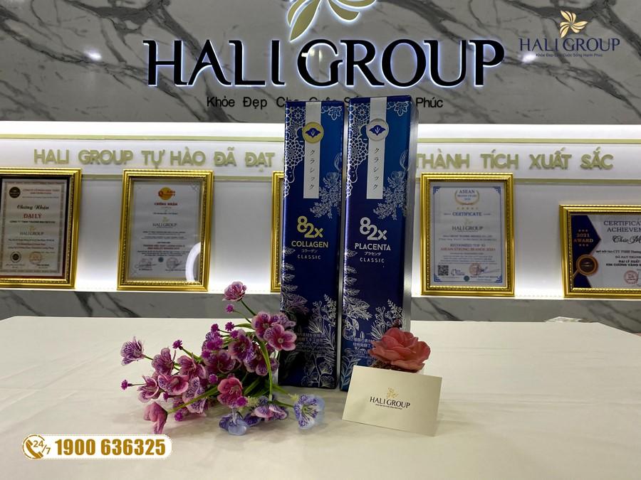 Giới thiệu nước uống Collagen 82X của Nhật chính hãng ở Sài Gòn